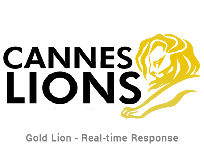 Cannes Lions, Gold Lion, Snaptivity, Snapify, Sponsorship, Sports Marketing