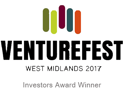 Investors Award Winner at Venture Fest West Midlands 2017, Snaptivity