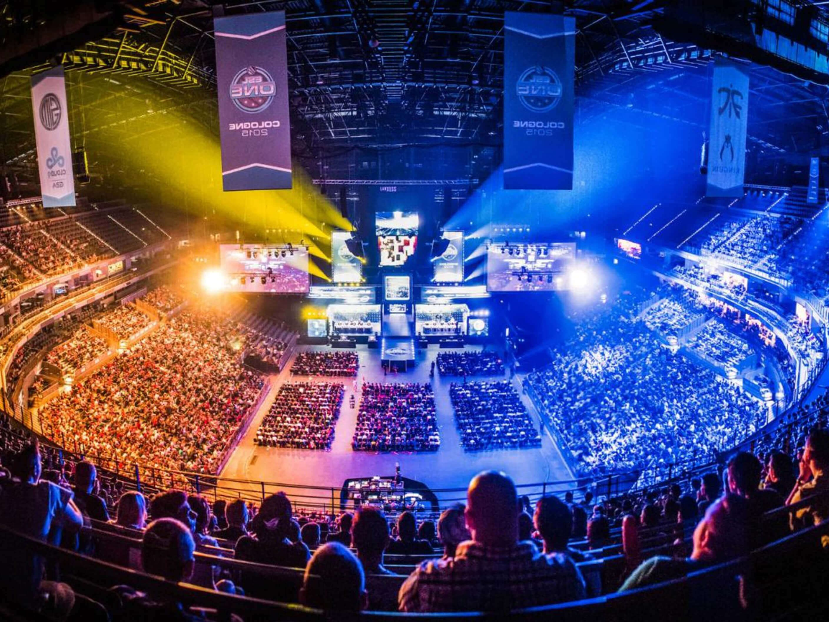 eSports Championship, Fan Engagement, Sports Marketing, Sponsorship