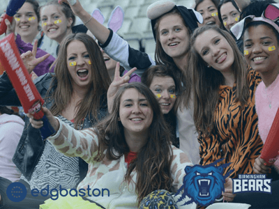 Snaptivity Birmingham Bears News Edgbaston Cricket Fan Engagement