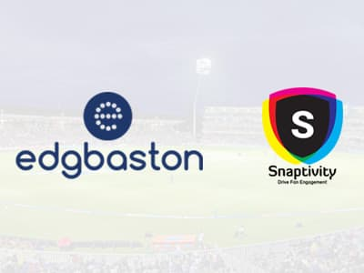 Snaptivity, sports tech, connected stadium, Edgbaston,Birmingham Bears, Cricket, Test Cricket
