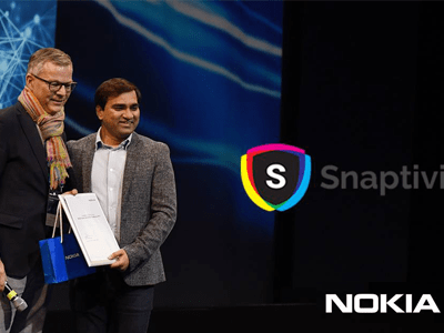 Snaptivity, Nokia Open Innovation Challenge, IoT, sports tech, connected stadium, winner